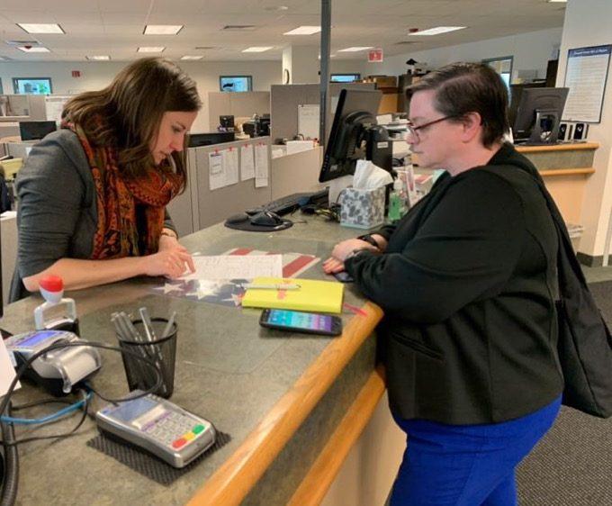 Clerk Filing Photo 2020